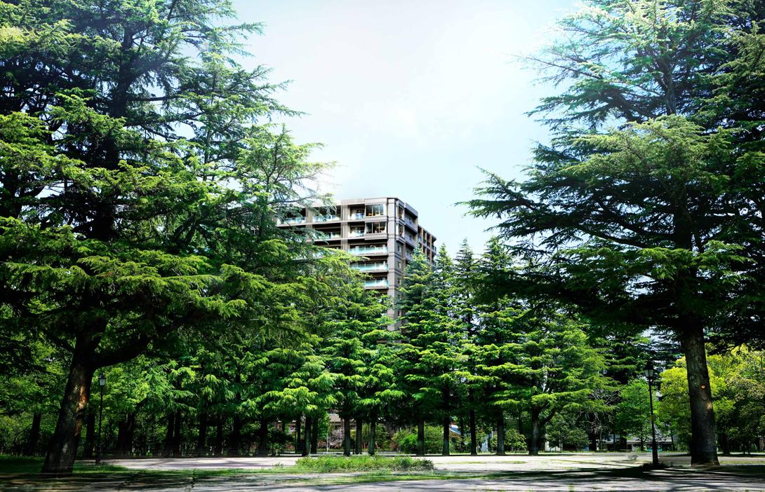 プレミスト仙台西公園