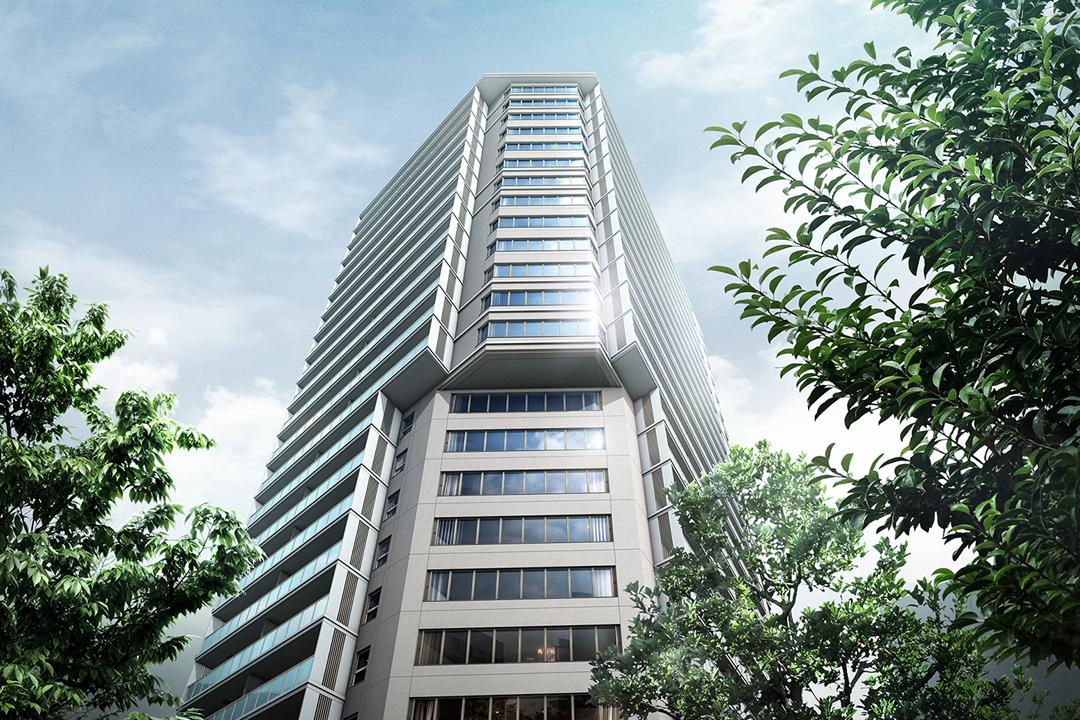 ザ・パークハウス 三田タワーの外観画像