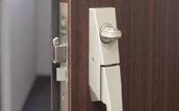 スイッチ式サムターン&鎌デッド錠