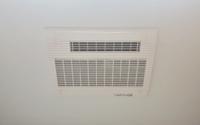 浴室暖房換気乾燥機+ランドリーパイプ