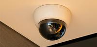 5台のカメラでしっかり見守る防犯体制