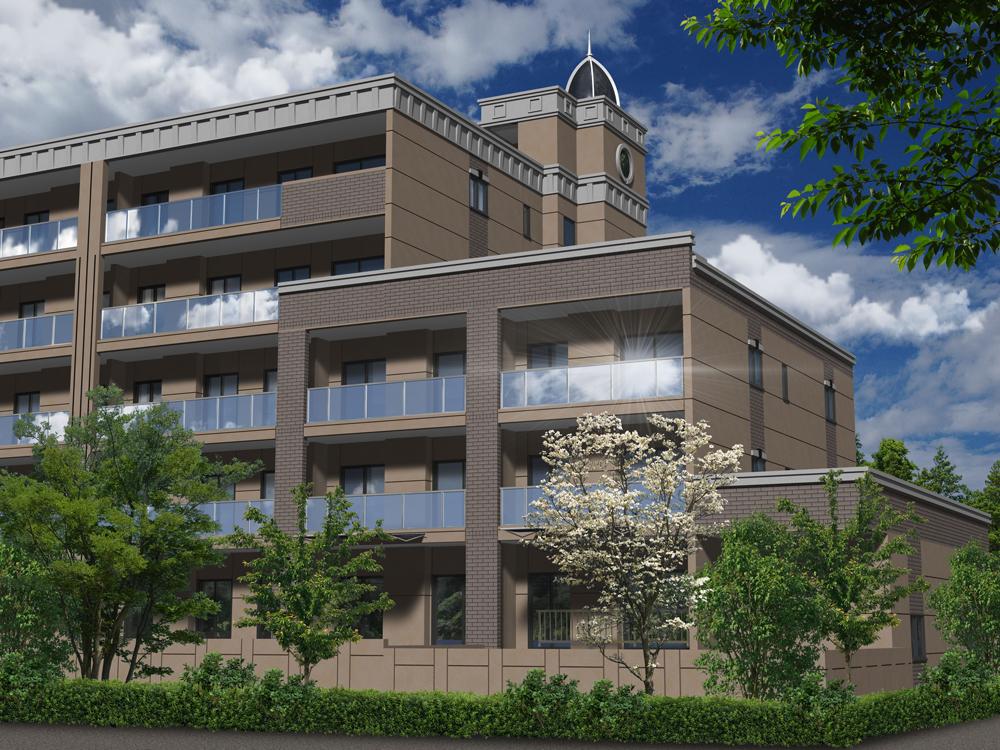 グランファーレ円山公園南コートハウス