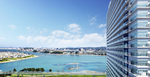 モントーレ香椎浜サーフタワーセンターコート 外観画像