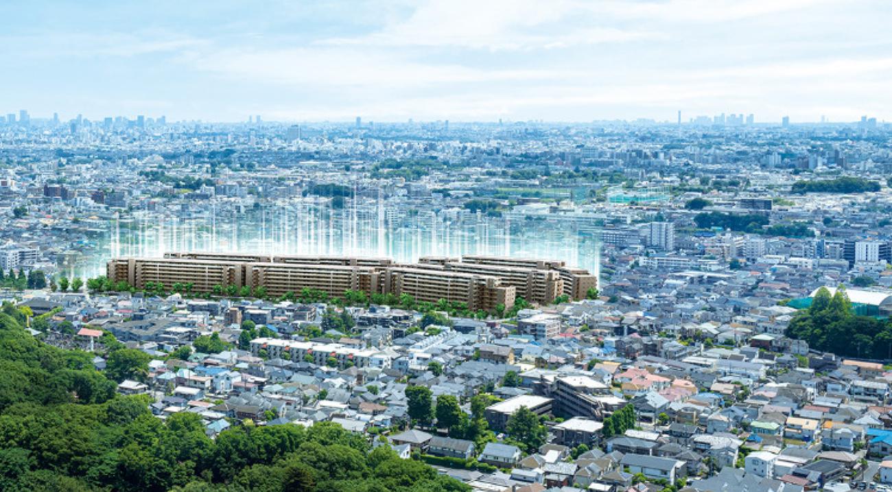 Brillia(ブリリア) City 石神井公園 ATLAS