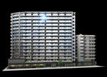 シティハウス武蔵野 外観画像