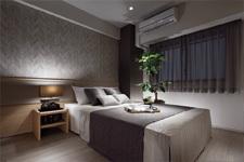 ベッドルーム1(Iタイプモデルルームプラン)