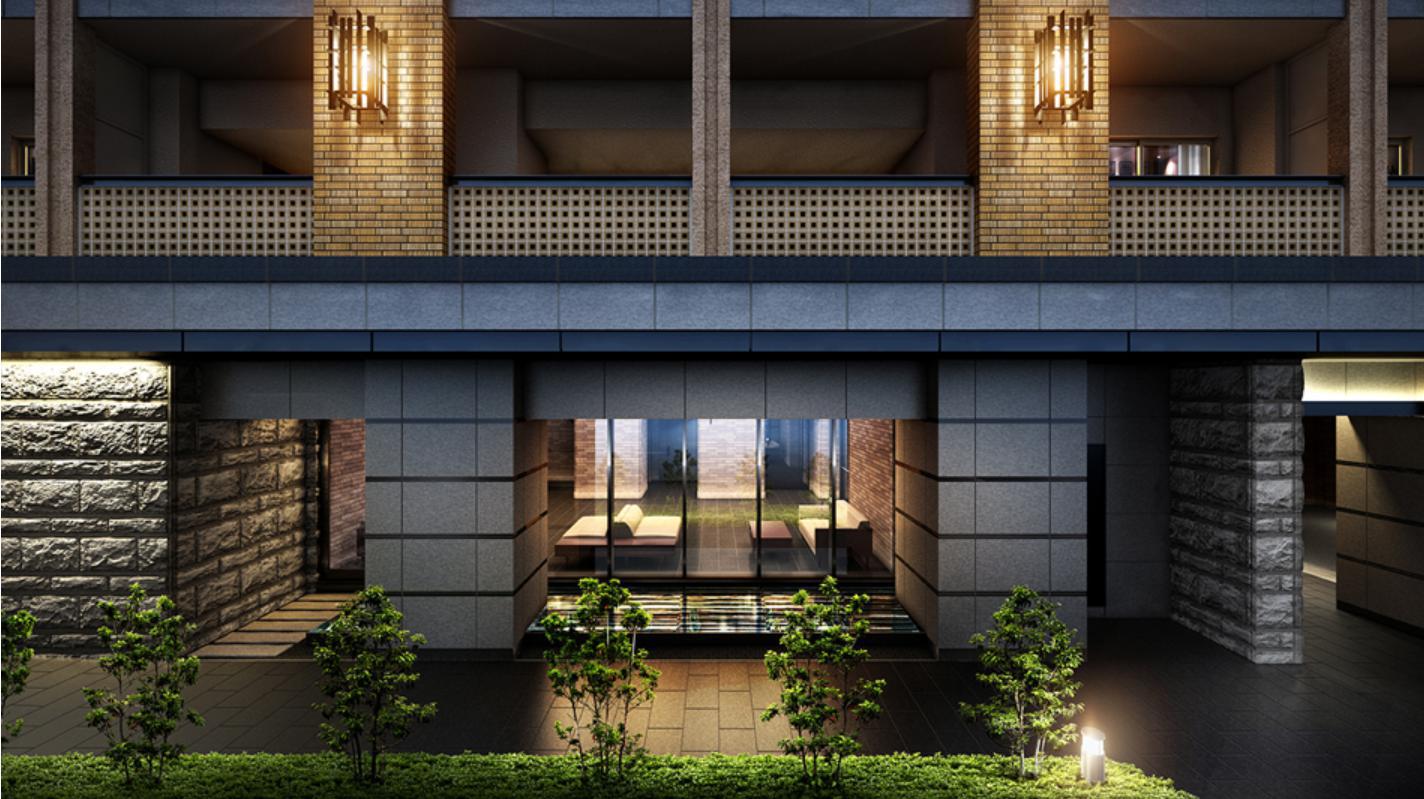 クレヴィア新宿若松町の外観画像