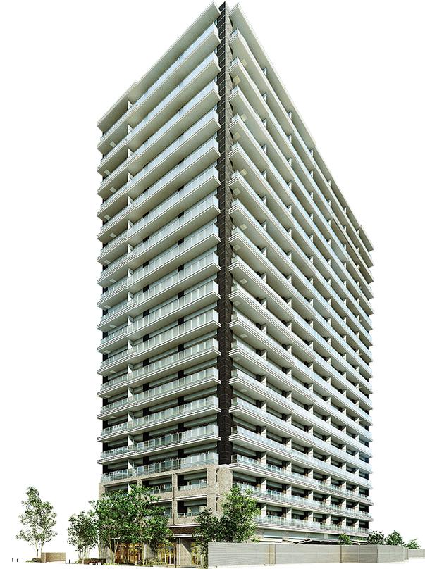 ザ・パークハウス 川口本町
