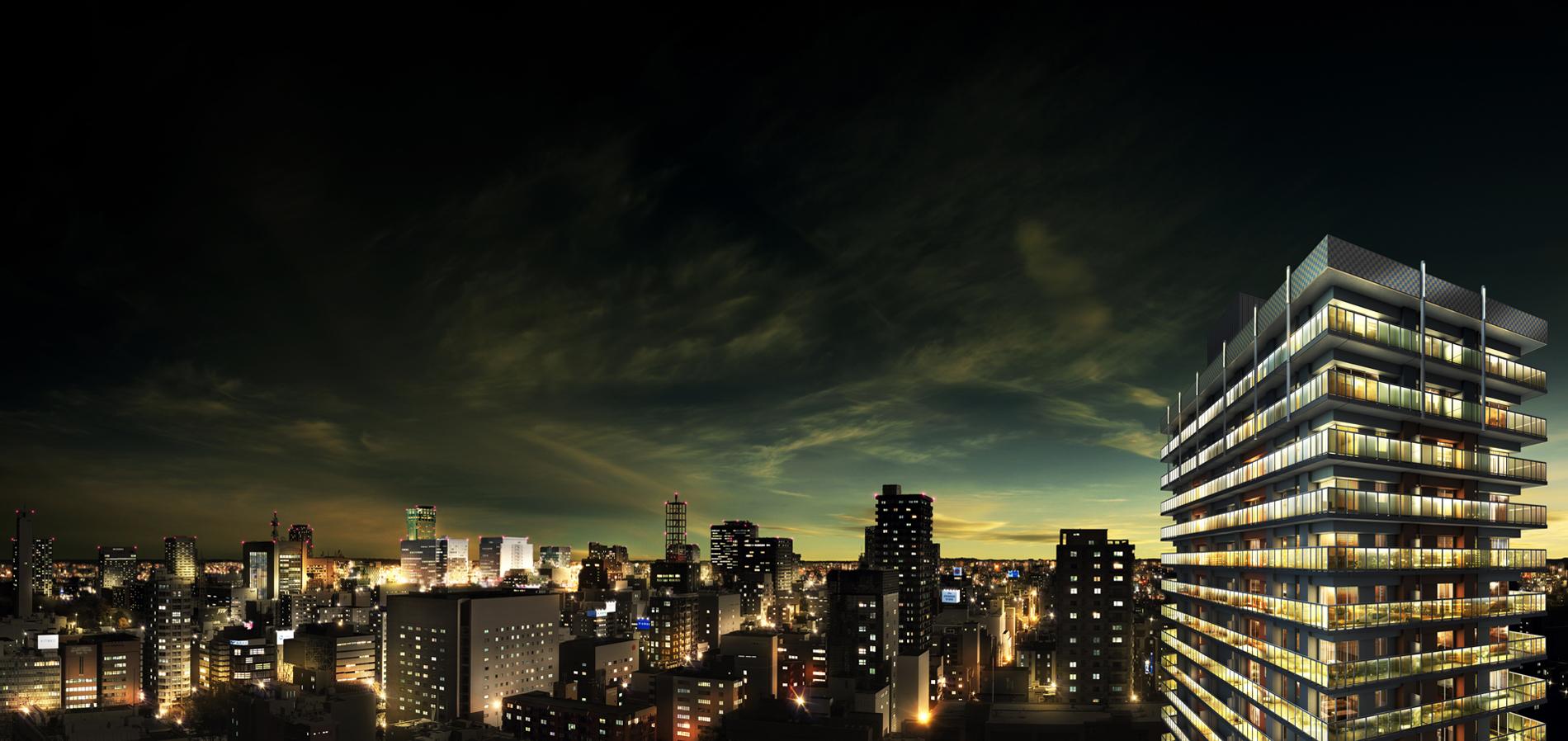 ブランズタワー札幌大通公園
