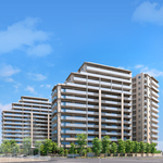 ミハマシティ検見川浜 外観画像
