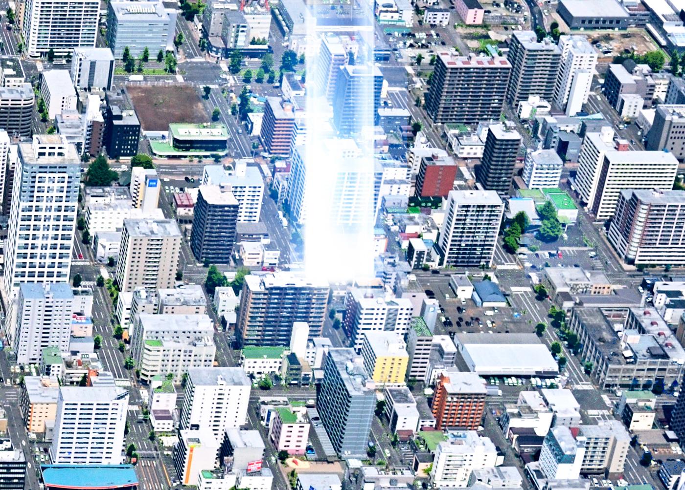 ファインシティ札幌創成イースト