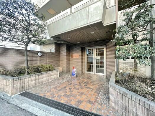 サングレース桜ケ丘弐番館の外観