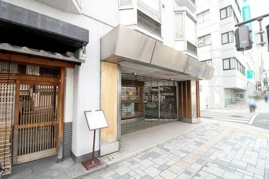 静岡昭和町ビルの外観