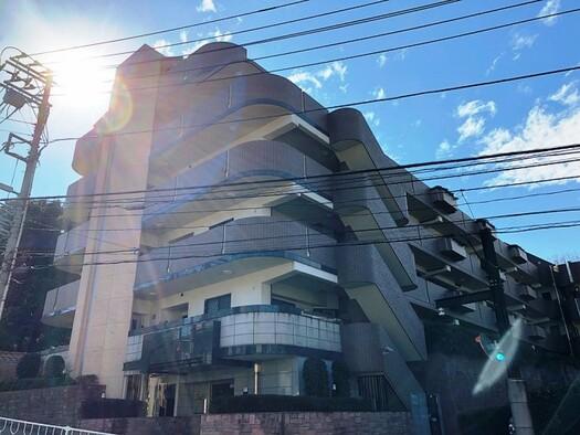 マイキャッスル横濱山手エクセレントステージの外観