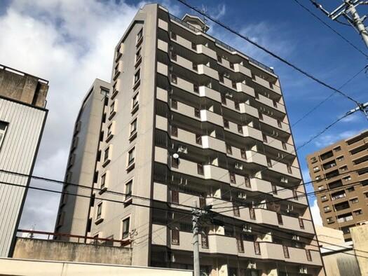 トーカンマンション久留米駅東の外観