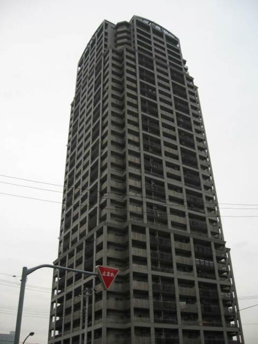 ベルタワーの外観