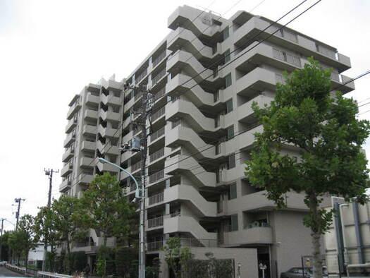 キャナルパーク東京ベイの外観