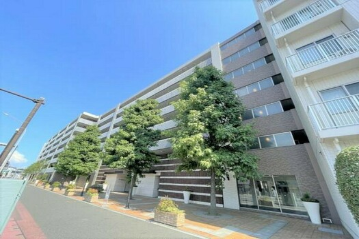 ハートビートベース横濱根岸の外観