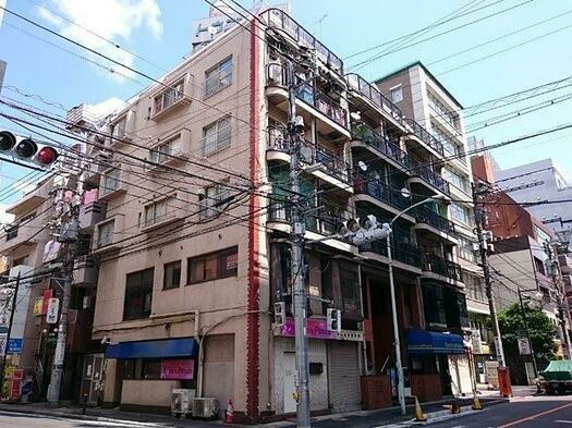 東武ハイライン西蒲田の外観