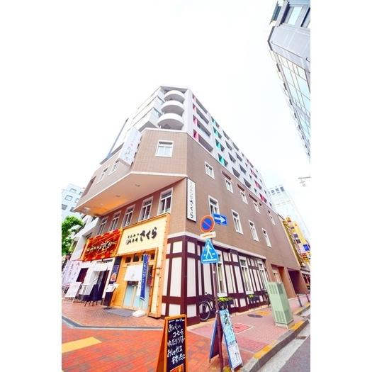 レジディア横濱馬車道の外観