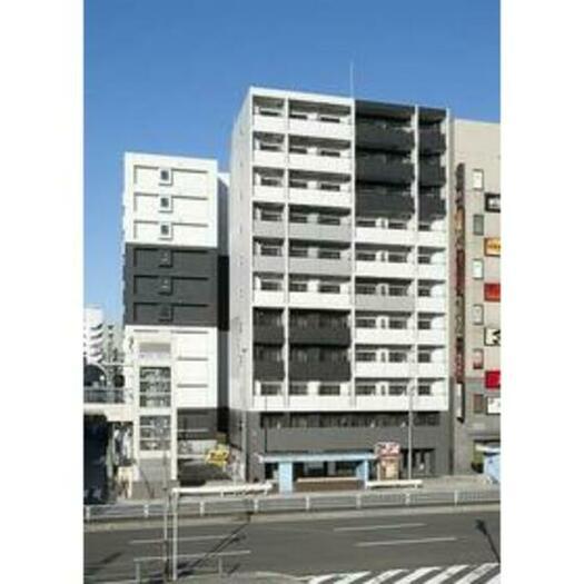 グランド・ガーラ桜木町駅前の外観
