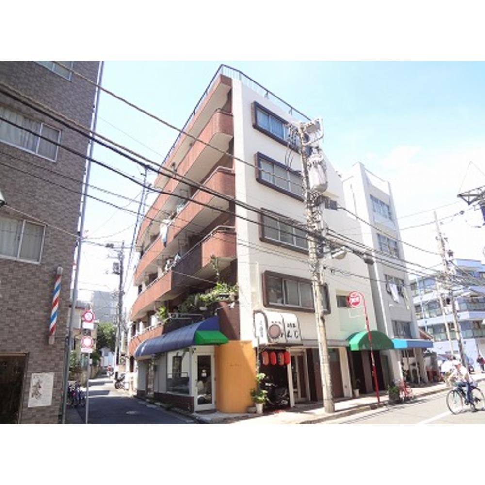 はりまビル(4階/1LDK/30.78m2)